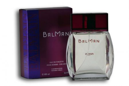 Balman by Pierre Balmian 50 ml
