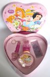 Disney Princess Coffret Metalic Heart