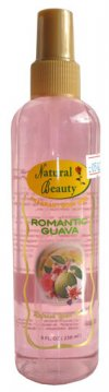 Natural Beauty Body Mist Romantic Guava