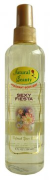 Natural Beauty Body Mist Sexy Fiesta