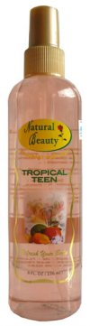 Natural Beauty Body Mist Tropical Teen