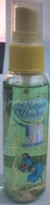 Natural Wonder Sweet Dream Body Mist 60ml