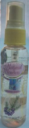 Natural Wonder Juniper Berry Body Mist 60ml