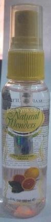 Natural Wonder Pink Grape Fruit Body Mist 60ml