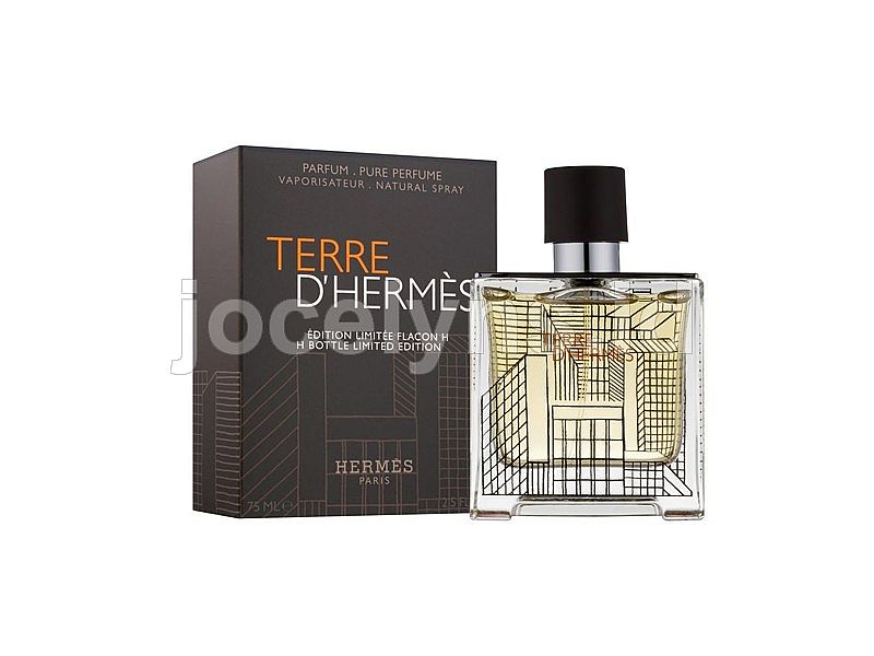 Hermes Terre D'Hermes H Bottle Limited Edition 2017